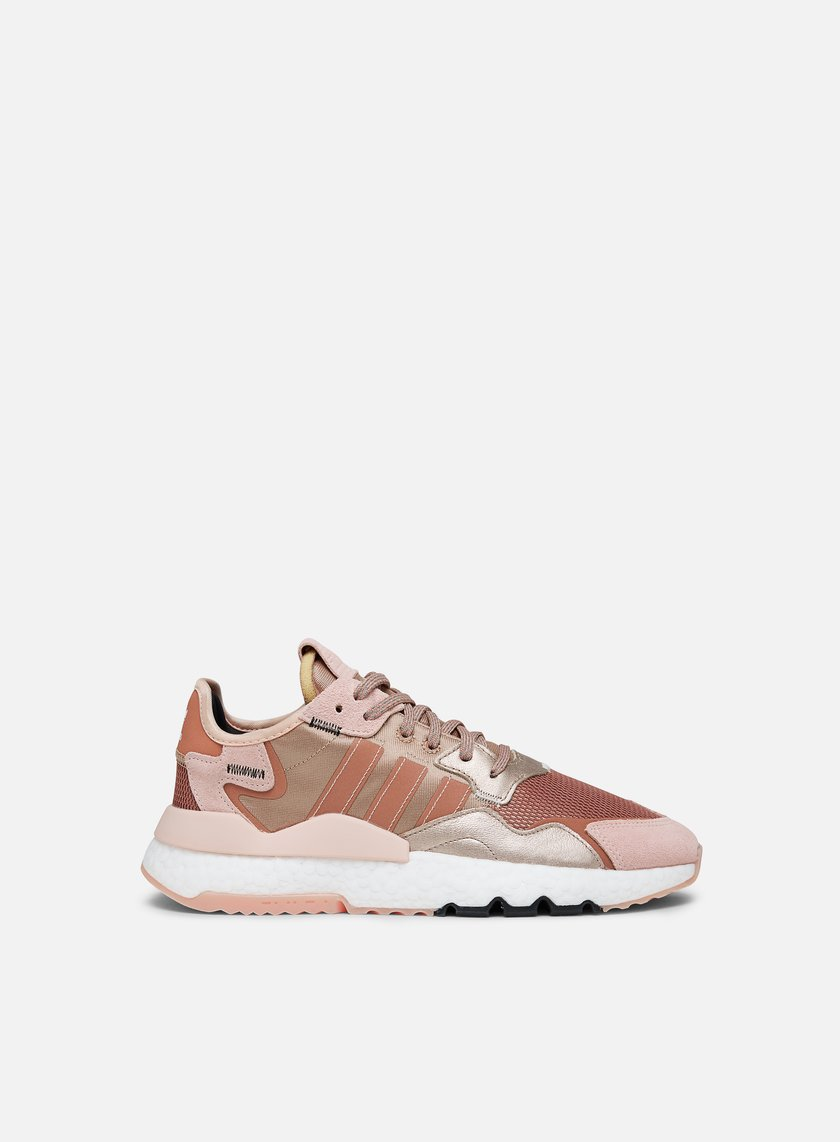 Adidas Nite Jogger Womens Rose Gold