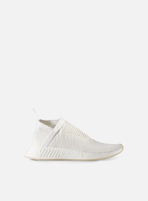 sneakers adidas originals wmns nmd cs2 primeknit white white white