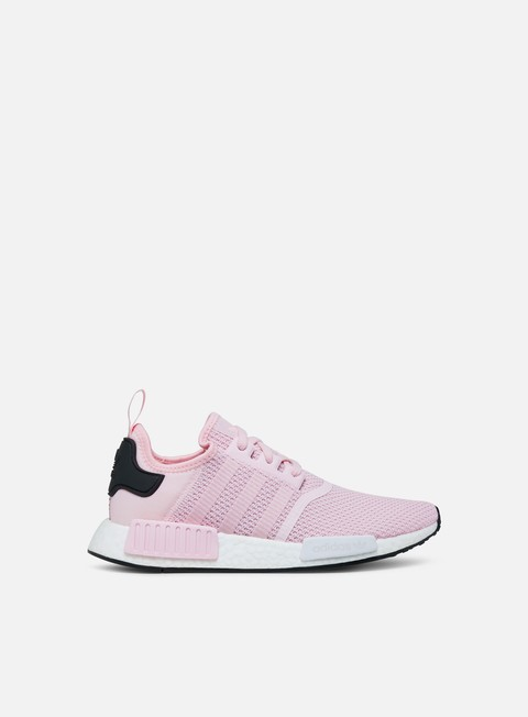 sneakers adidas originals wmns nmd r1 clear pink ftwr white core black