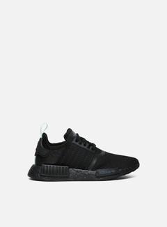 Adidas Originals - WMNS NMD R1, Core Black/Core Black/Clear Mint