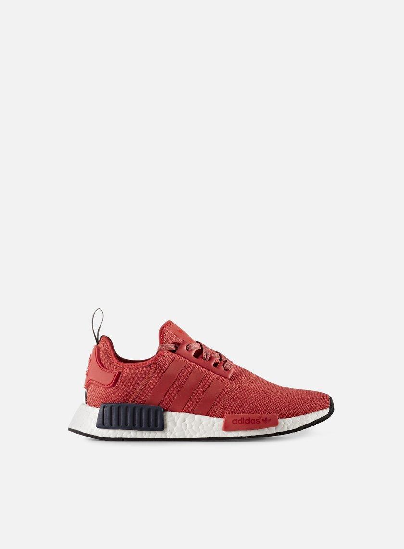 Adidas Originals - WMNS NMD R1, Vivid Red/Solar Red