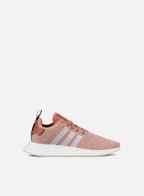 sneakers adidas originals wmns nmd r2 ash pink crystal white white
