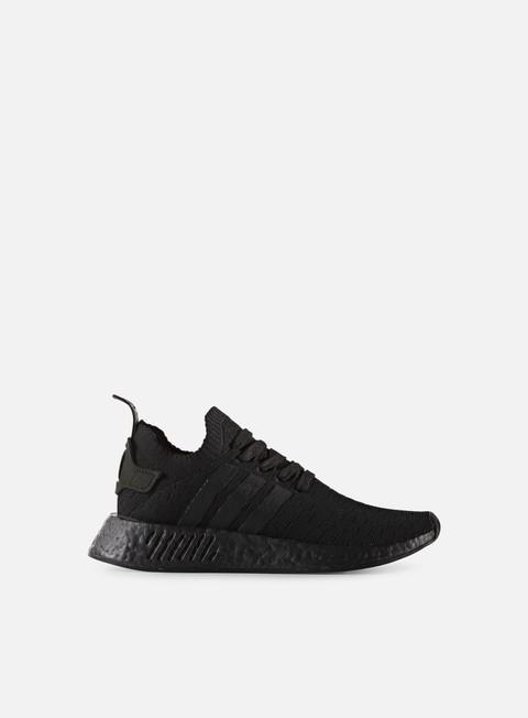 sneakers adidas originals wmns nmd r2 primeknit core black core black core black