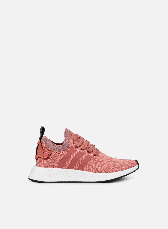 Adidas Originals - WMNS NMD R2 Primeknit, Raw Pink/Raw Pink/Grey Three