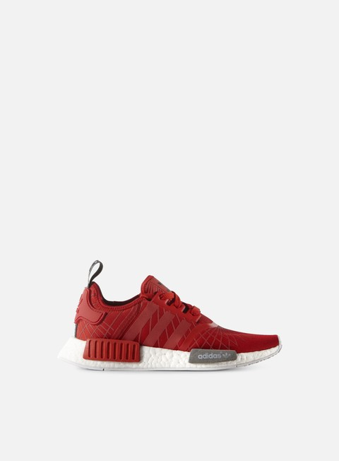 sneakers adidas originals wmns nmd runner lush red lush red core black