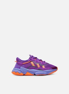 Adidas Originals - WMNS Ozweego, Active Purple/Solar Orange/Chalk Purple