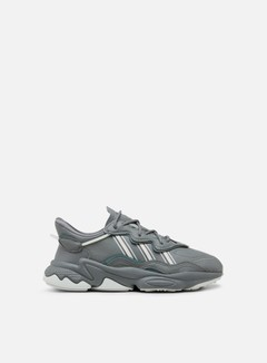 Adidas Originals - WMNS Ozweego, Grey Four/Clear Brown/Ash Silver