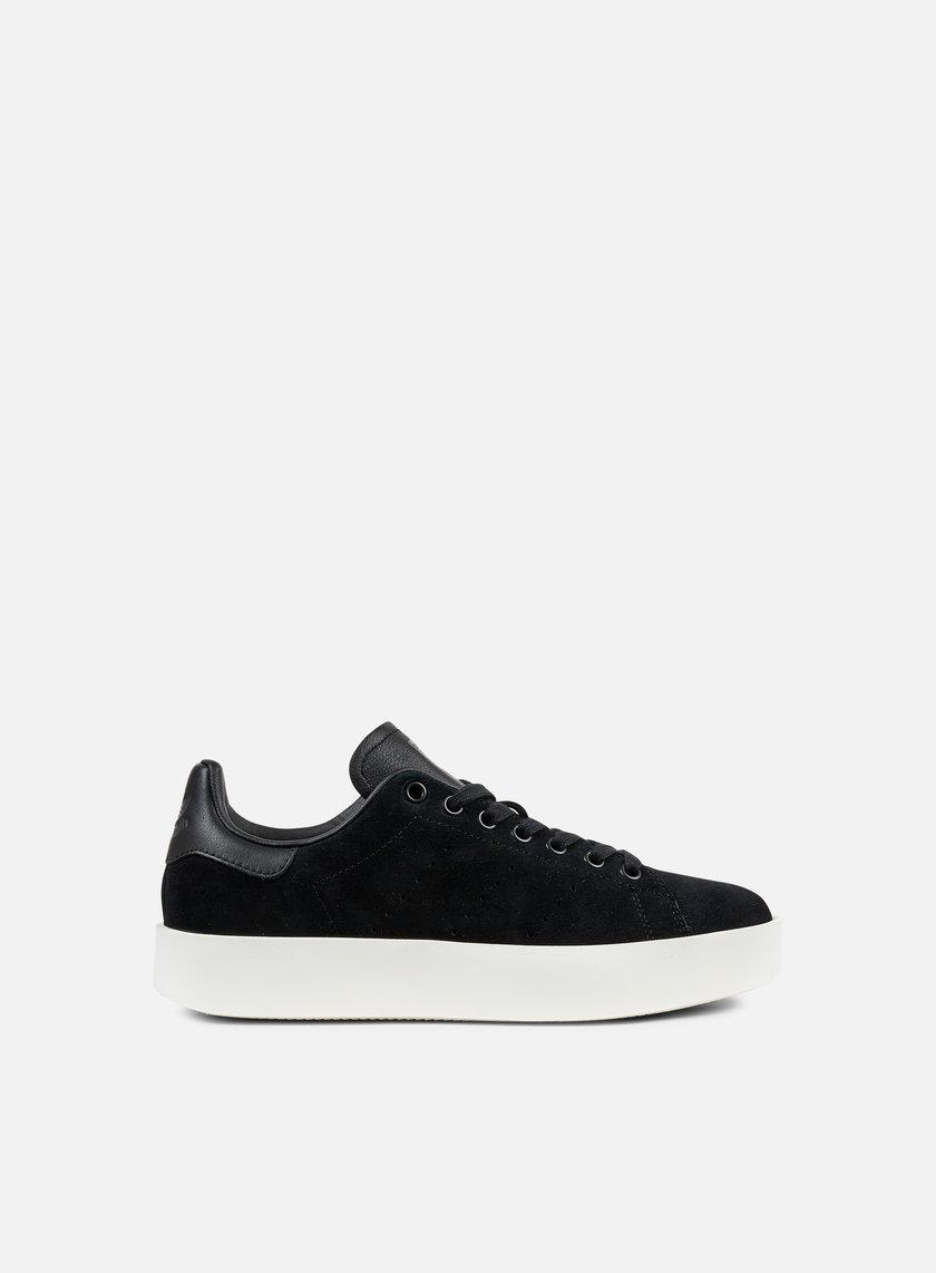 adidas stan smith nere pelle