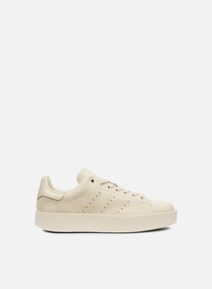 Adidas Originals - WMNS Stan Smith Bold, Linen/Linen/Linen