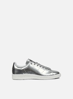 Adidas Originals - WMNS Stan Smith Boost, Silver Metallic/White 1