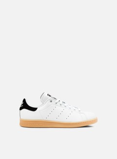 Adidas Originals - WMNS Stan Smith, Crystal White/Crystal White/Core Black