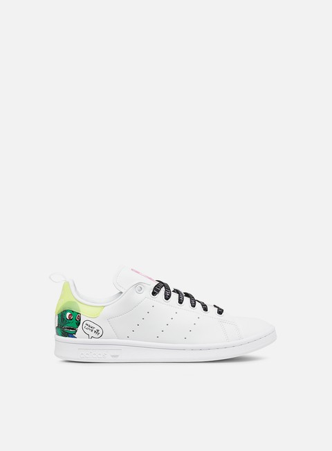 Low Sneakers Adidas Originals WMNS Stan Smith