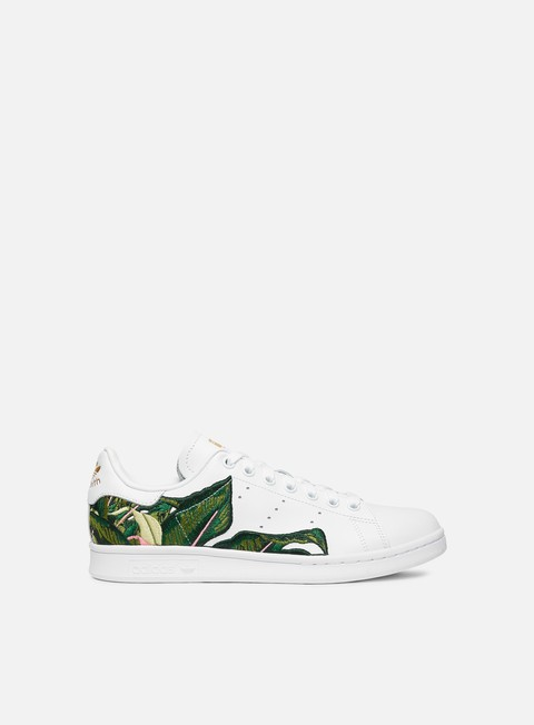 sneakers adidas originals wmns stan smith ftwr white ftwr white gold metallic
