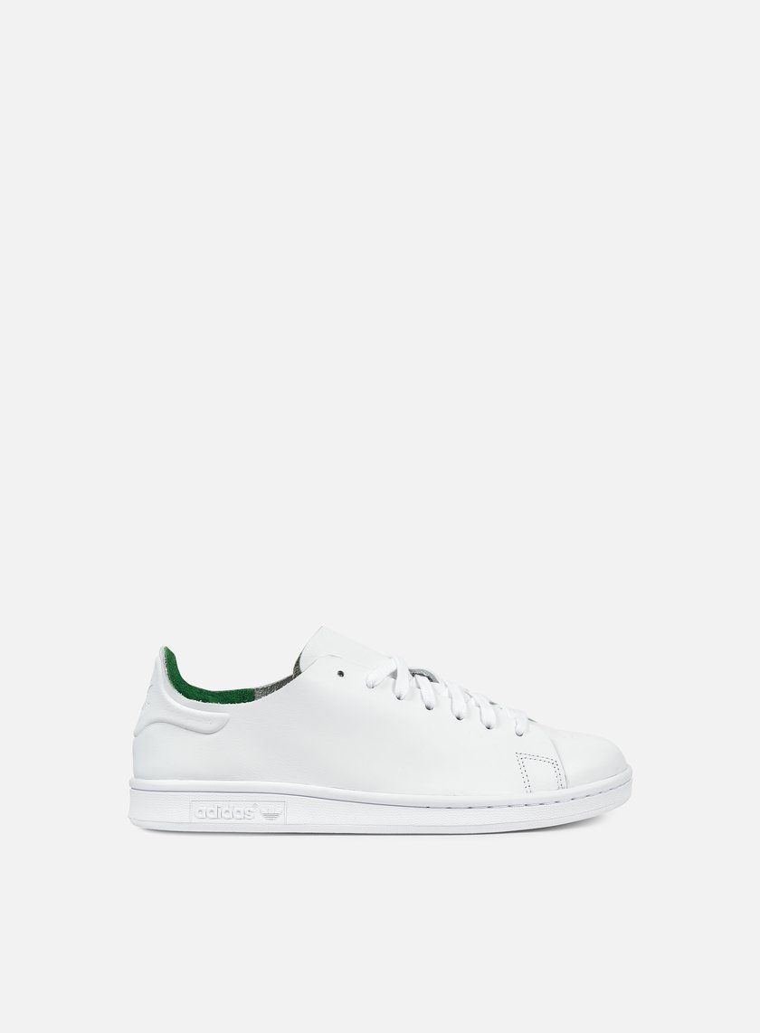 Adidas Originals - WMNS Stan Smith Nude, White/White/Green