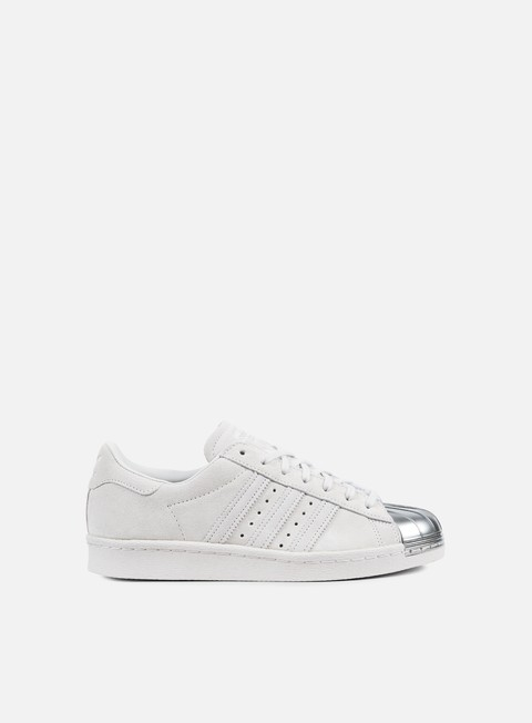 sneakers adidas originals wmns superstar 80s metal toe grey one grey one grey one
