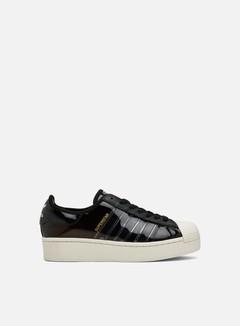 Adidas Originals - WMNS Superstar Bold, Core Black/Core Black/Off White