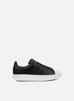 Adidas Originals - WMNS Superstar Bold, Core Black/Core Black/White