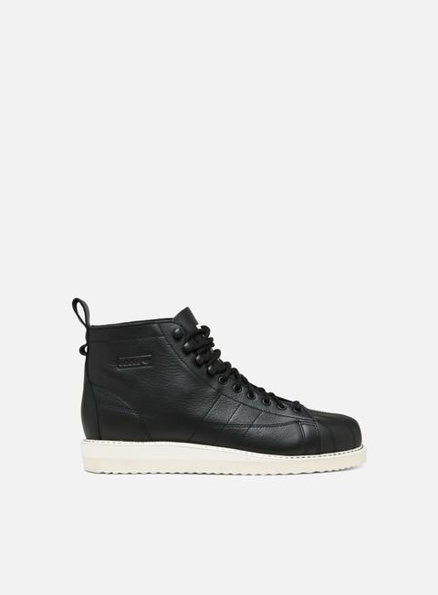 Outlet e Saldi Sneakers Alte Adidas Originals WMNS Superstar Boot