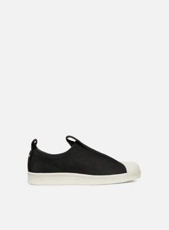 Adidas Originals - WMNS Superstar BW35 Slip On, Core Black/Core Black/Off White