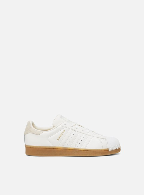 sneakers adidas originals wmns superstar cloud white cloud white gum4