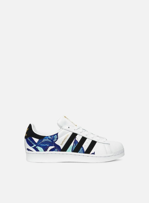 sneakers adidas originals wmns superstar ftwr white ftwr white gold metallic