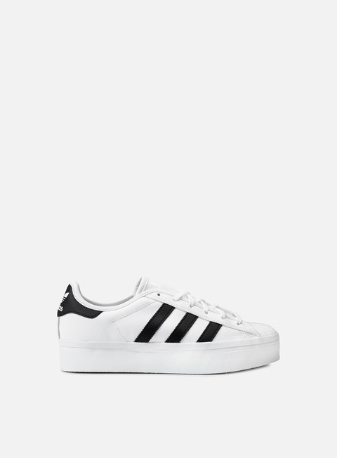 sneakers adidas originals wmns superstar rize running white core black running white