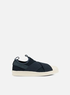 Adidas Originals - WMNS Superstar Slip On, Bold Onix/Bold Onix/White