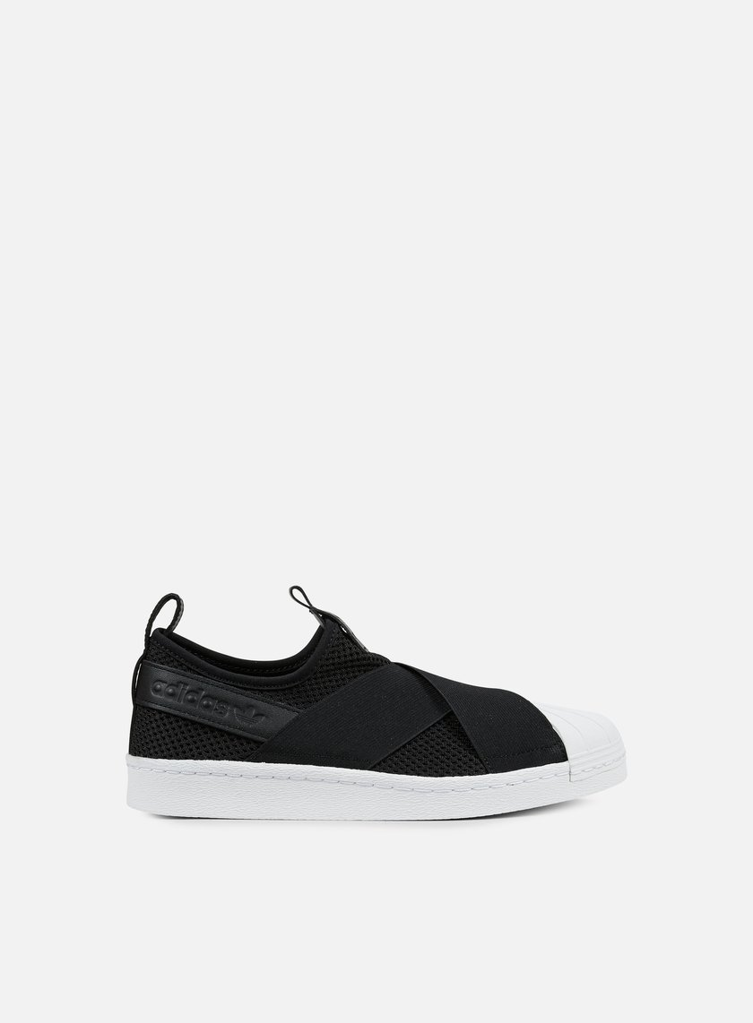 ADIDAS cod.BY2884 SUPERSTAR SLIP ON W COL. CBLACK