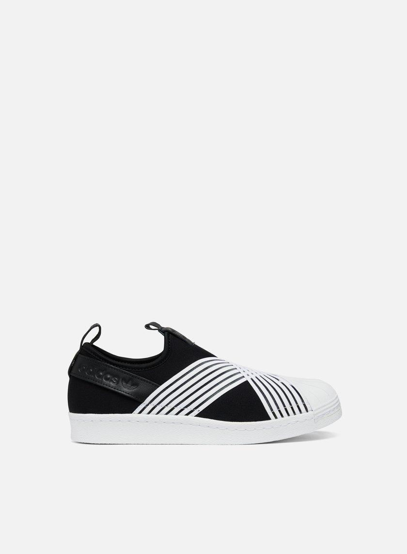 797ba213e8b06e ADIDAS ORIGINALS WMNS Superstar Slip On € 45 Low Sneakers