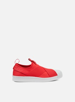 Adidas Originals - WMNS Superstar Slip On, Core Pink/Core Pink/White