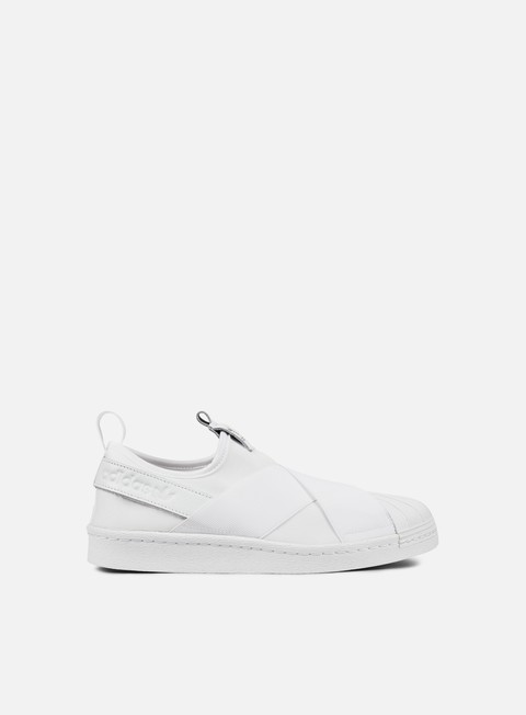 sneakers adidas originals wmns superstar slip on white white core black