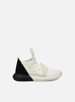 Adidas Originals - WMNS Tubular Defiant, Off White/Off White/Core Black 1