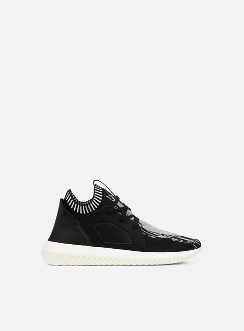 sneakers adidas originals wmns tubular defiant primeknit core black core black