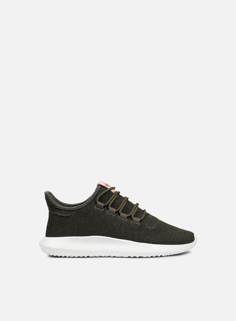 sneakers adidas originals wmns tubular shadow utility green core black white