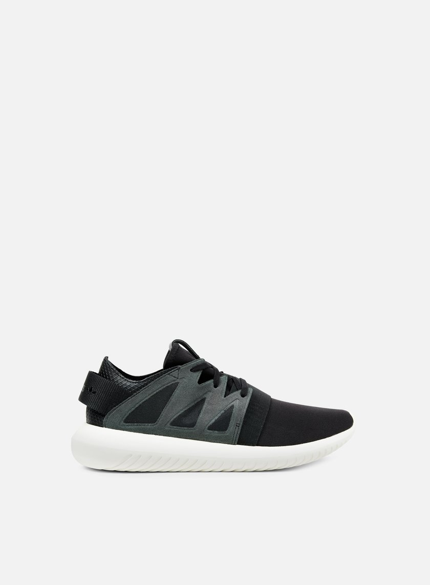Adidas Originals - WMNS Tubular Viral, Core Black/Core Black/Off White
