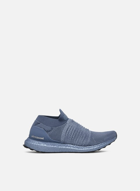 sneakers adidas originals wmns ultra boost laceless tech ink raw grey core black