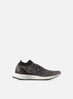 Adidas Originals - WMNS Ultra Boost Uncaged, Core Black/Charcoal Solid Grey/Gold Metallic 1