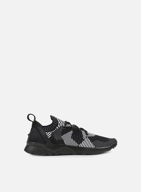 sneakers adidas originals wmns zx flux adv virtue primeknit core black core black white