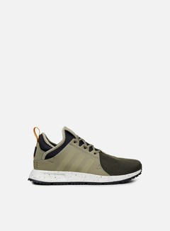 Adidas Originals - X PLR Sneakerboot, Trace Cargo/Trace Cargo/Core Black