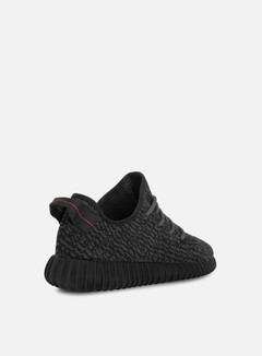 Adidas Originals - Yeezy Boost 350, Pirate Black/Blue Gray/Core Black 2