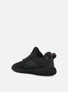 Adidas Originals - Yeezy Boost 350, Pirate Black/Blue Gray/Core Black 3