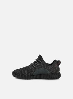 Adidas Originals - Yeezy Boost 350, Pirate Black/Blue Gray/Core Black 4