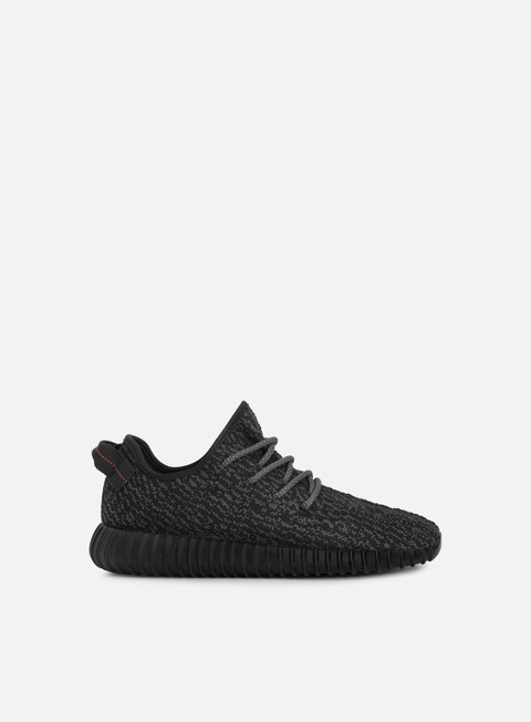 sneakers adidas originals yeezy boost 350 pirate black blue gray core black