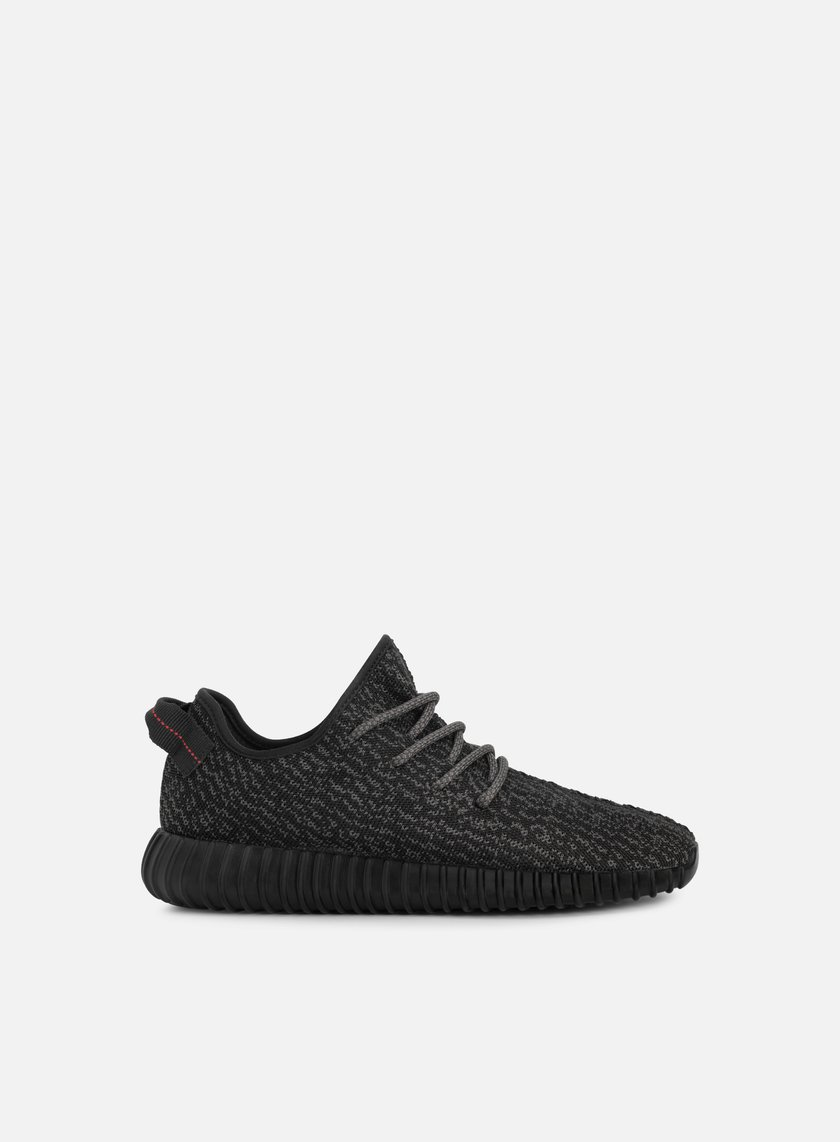 Adidas Originals - Yeezy Boost 350, Pirate Black/Blue Gray/Core Black
