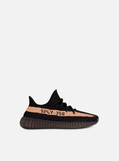 Adidas Originals - Yeezy Boost 350 V2, Core Black/Copper Metallic/Core Black