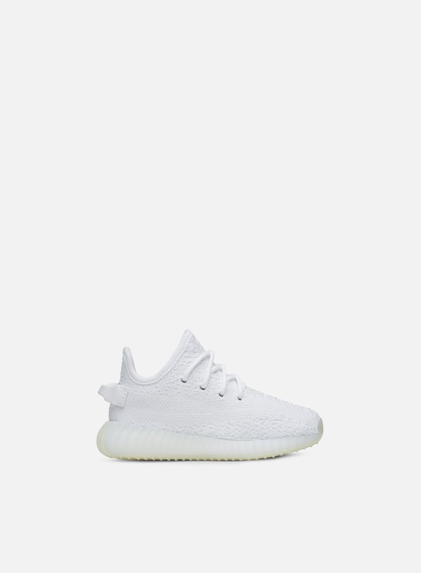 Adidas Originals - Yeezy Boost 350 V2 Infant, Cream White/Cream White/Cream White