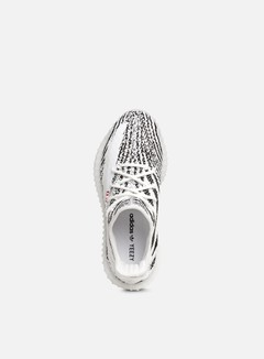 Adidas Originals - Yeezy Boost 350 V2, White/Core Black/Red 3