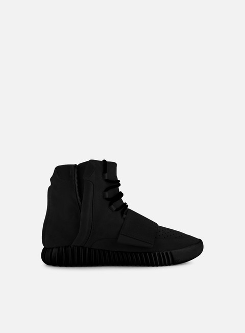 sneakers adidas originals yeezy boost 750 black black