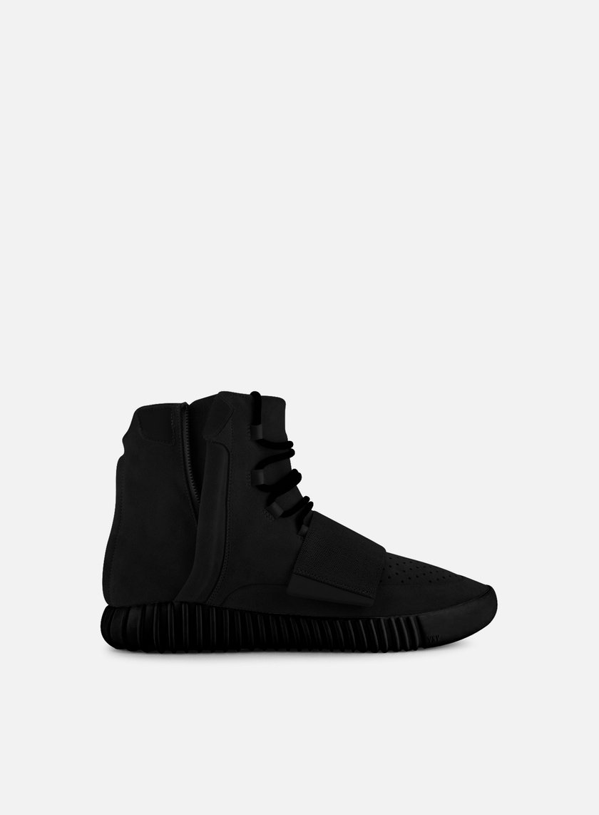 Adidas Originals - Yeezy Boost 750, Black/Black
