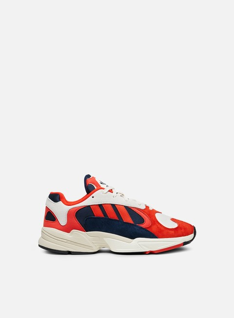 sneakers adidas originals yung 1 chalk white core black collegiate navy